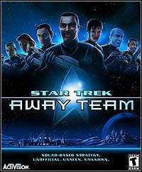 Okładka Star Trek: Away Team (PC)
