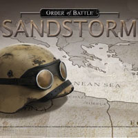 Game Box for Order of Battle: Sandstorm (PC)