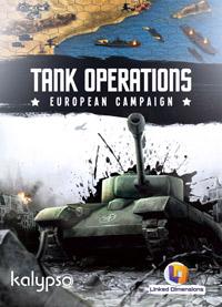 Okładka Tank Operations: European Campaign (PC)