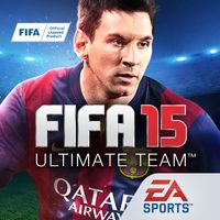 Game FIFA 15 Ultimate Team (iOS) cover