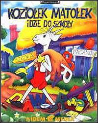 Okładka Matolek the Goat Goes to School (PC)