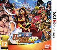 Okładka One Piece Unlimited Cruise SP (3DS)