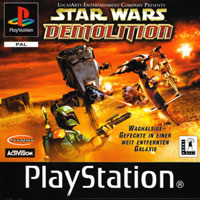 Game Box for Star Wars: Demolition (PS1)