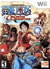 Okładka One Piece: Unlimited Adventure (Wii)