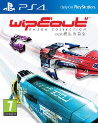 Game Box for WipEout: Omega Collection (PS4)