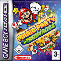 Okładka Mario Party Advance (GBA)