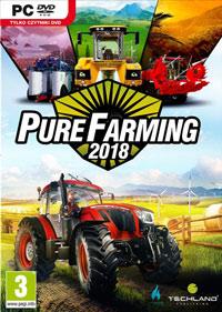 Game Pure Farming 2018 (PC) cover