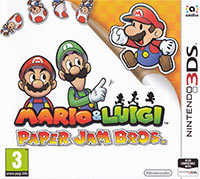 Game Mario & Luigi: Paper Jam (3DS) cover