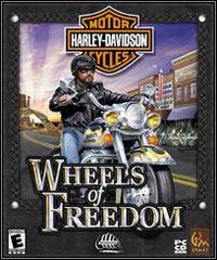 Okładka Harley Davidson: Wheels of Freedom (PC)
