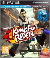 Okładka Kung Fu Rider (PS3)