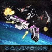 Okładka Valkyrius (PC)