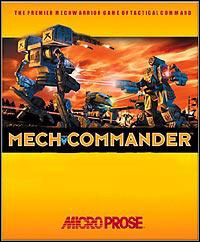 Okładka Mech Commander (PC)