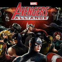 Marvel: Avengers Alliance (WWW cover