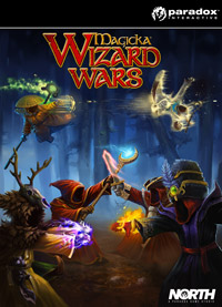 Okładka Magicka: Wizard Wars (PC)