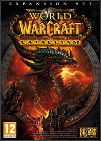 Okładka World of Warcraft: Cataclysm (PC)