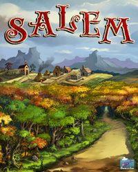 Okładka Salem (PC)