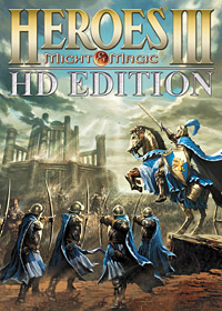 Game Heroes of Might & Magic III: HD Edition (PC) cover