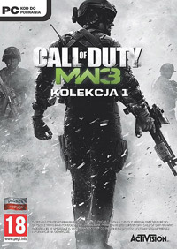 Game Box for Call of Duty: Modern Warfare 3 - Collection 1 (PC)