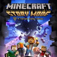Game Minecraft: Story Mode - A Telltale Games Series - Season 1 (PC) cover