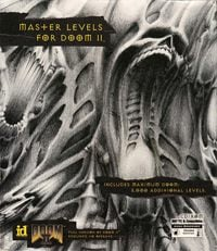 Game Box for Master Levels for Doom II (PC)