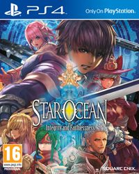 Game Star Ocean 5: Integrity and Faithlessness (PS4) cover