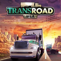 Game TransRoad: USA (PC) cover