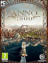 Game Box for Anno 1800 (PC)