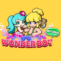 Okładka Wonder Boy Returns (PC)