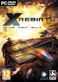Okładka X Rebirth (PC)