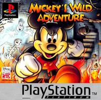 Okładka Mickey's Wild Adventure (PS1)