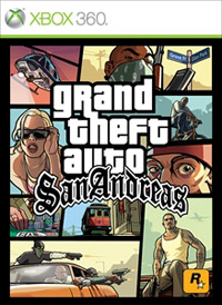 Game Grand Theft Auto: San Andreas (PC) cover
