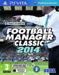 Okładka Football Manager Classic 2014 (PSV)