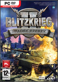 Okładka Blitzkrieg 2: Fall of the Reich (PC)