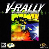 Okładka V-Rally Edition 99 (PC)