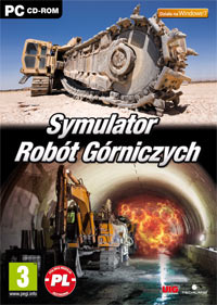 Okładka Mining & Tunneling Simulator (PC)