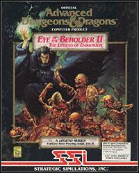 Okładka Eye of the Beholder II: The Legend of Darkmoon (PC)