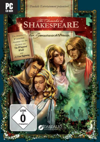 Okładka The Chronicles of Shakespeare: A Midsummer Night's Dream (PC)
