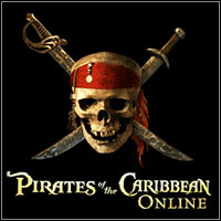 Game Box for Pirates of the Caribbean Online (PC)