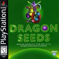 Okładka Dragonseeds (PS1)