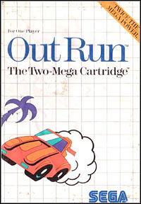 Game Box for OutRun (PC)