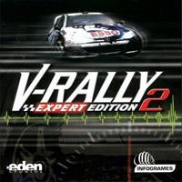 Okładka V-Rally 2 Expert Edition (PC)