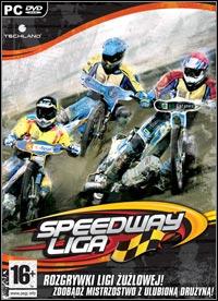 Game Box for Speedway Liga (PC)