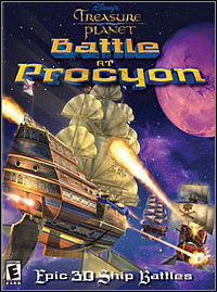 Okładka Treasure Planet (PC)