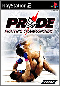 Game Box for Pride FC (PS2)