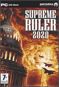 Okładka Supreme Ruler 2020 (PC)