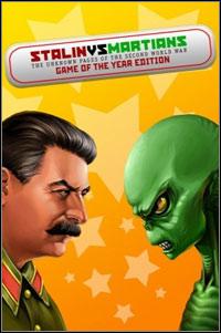 Okładka Stalin vs. Martians (PC)