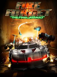 Okładka Fire & Forget: The Final Assault (PC)