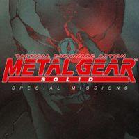 Okładka Metal Gear Solid: Special Missions (PS3)