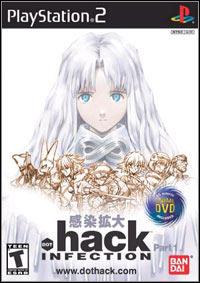 Okładka .hack//Infection Part 1 (PS2)