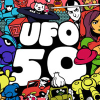 Game UFO 50 (PC) cover